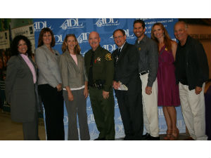 Film Panelists with Members of ADL's Board